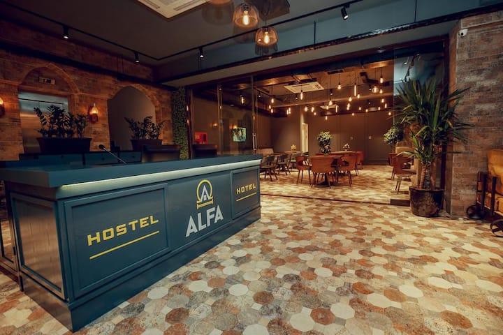 ALFA Hotel & Hostel