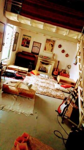 Habitacion privada en San telmo