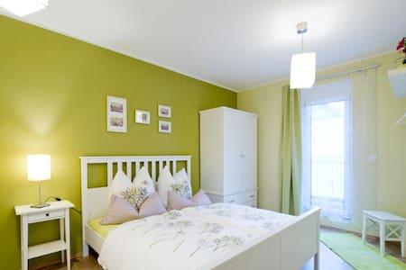 großzügige Ferienwohnung auf 2 Etagen in Hemsbach - Hemsbach - Lyxvåning