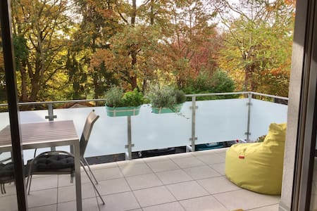 Top located & flavoured room - green Suburb - Hürth