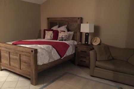 Master Suite: Private Queen Bed/Bath: Laguna Hills - Laguna Hills