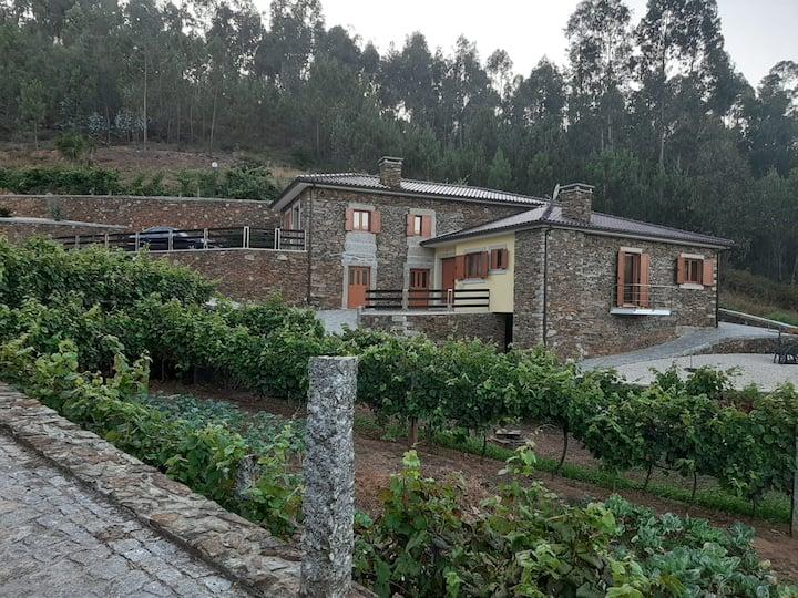 Casa da Tia Bina - Turismo Rural