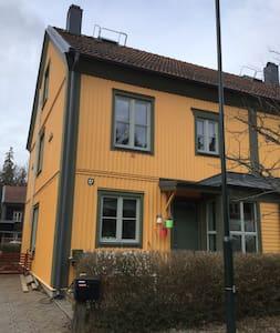 Hyra radhus i Stockholm över påsken - Botkyrka - Rumah