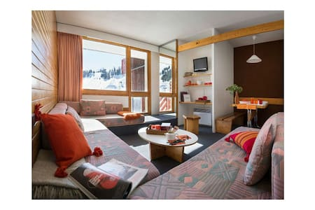 appartement la plagne 5 couchages