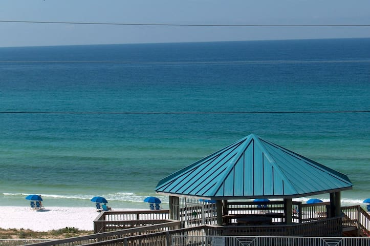 Spacious condo has great beach view - Miramar Beach - Kondominium
