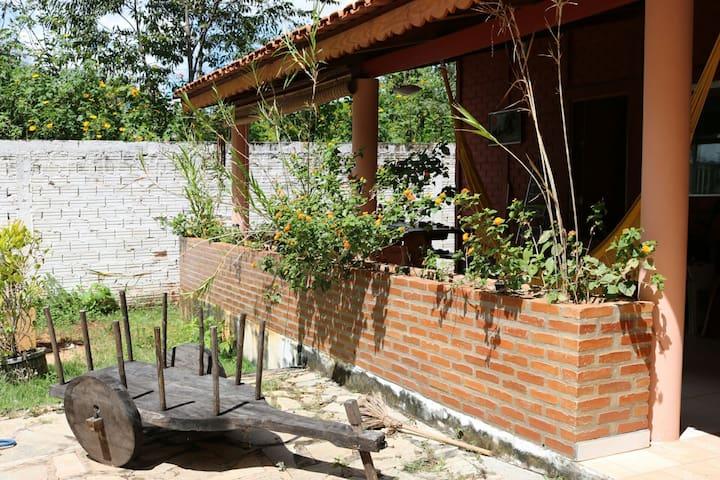 Suíte aconchego em Pirenópolis - Pirenópolis - Dům