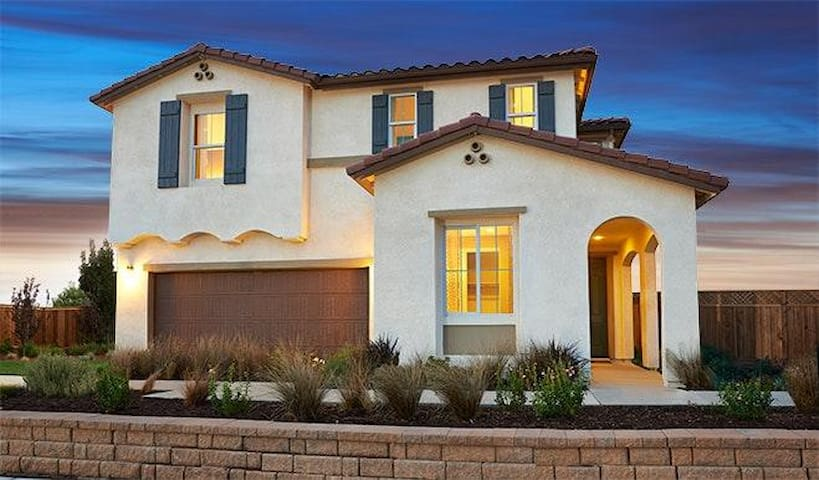 5BR Mountain House in Tracy for large group