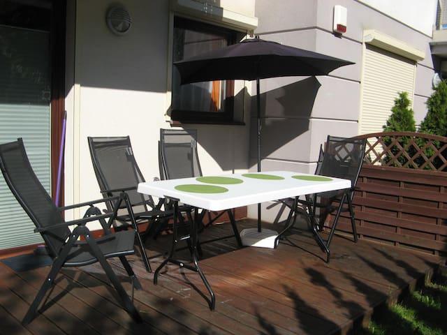 Apartament w Jastrzębiej Górze - 250m od plaży - Władysławowo - Lägenhet