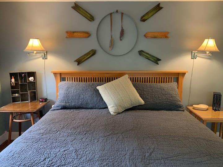 Chanticleer Inn: Jardin, pet-friendly, suite-style
