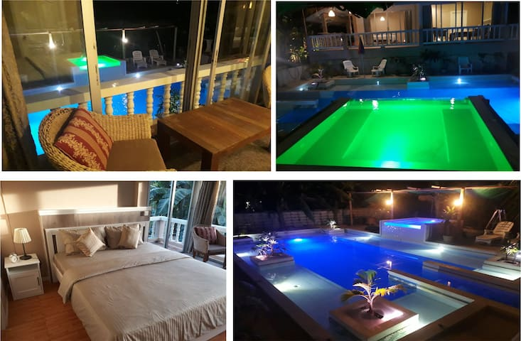 NaiYang 1-BDRM - Pool /Jacuzzi - 0.3km from beach