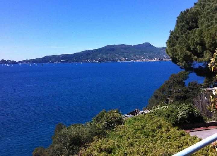 Casa sul Golfo di Portofino