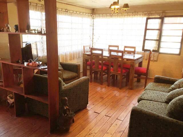 Casa familiar en Quintero