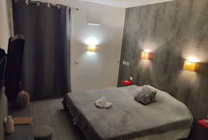 Grand appart'hotel familial au cœur de la Provence