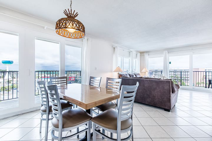 3BR⭐Sea Oats 712⭐ Feb 14 to 16 $564 Total! BeachFront- Pool- near Boardwalk