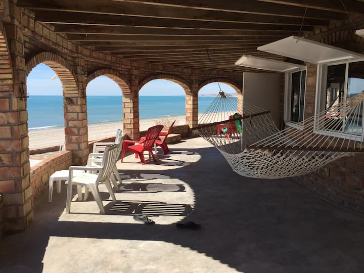 Amazing Beach Front Villa - Sea of Cortez