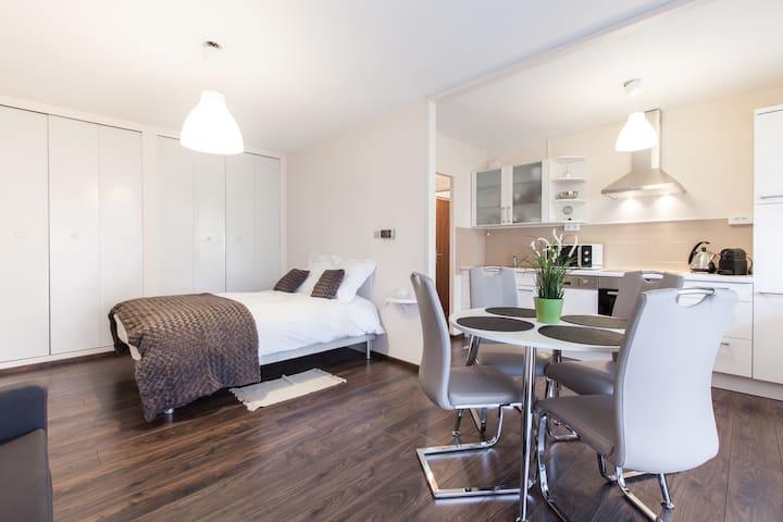 L'Européen, au calme, confortable - Strasbourg - Apartment