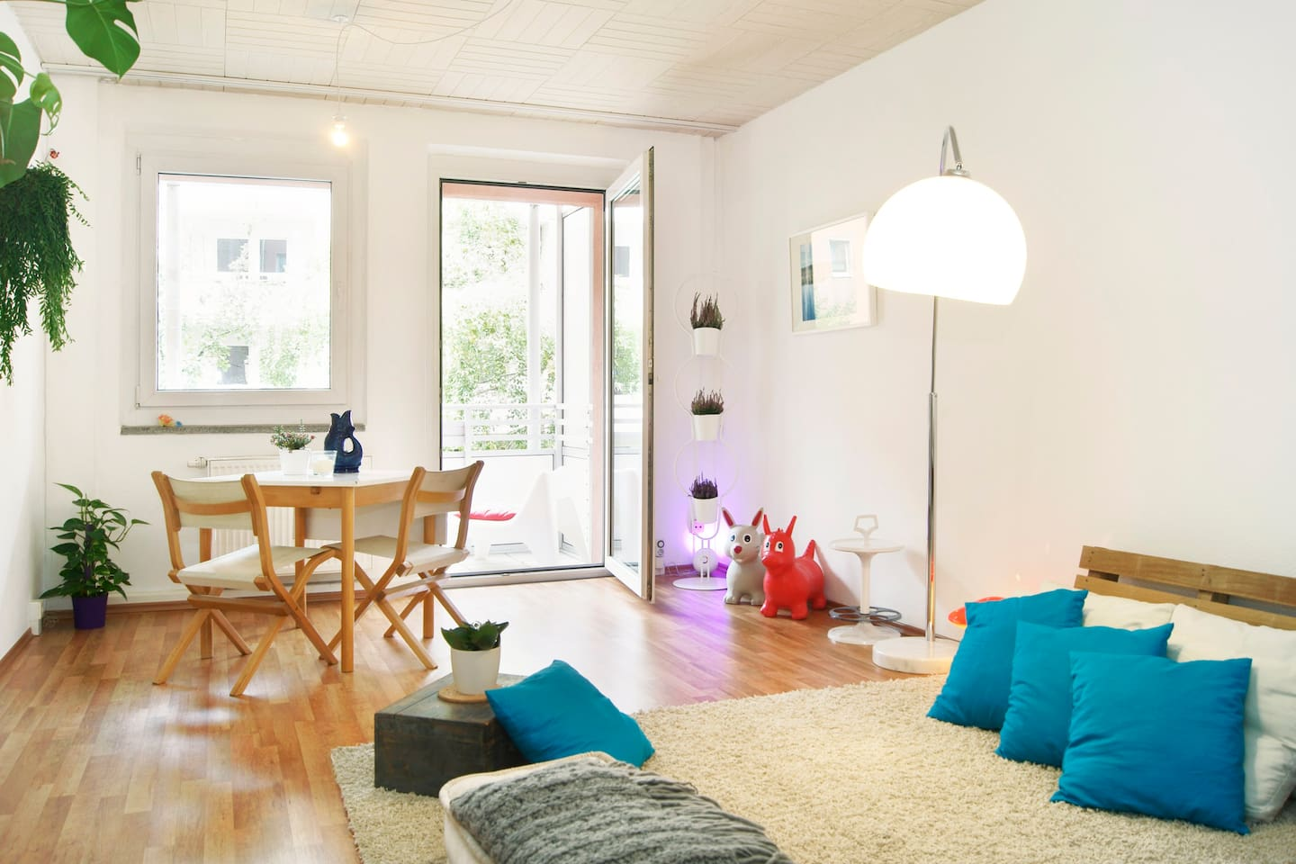 A great space to call home while in Berlin!