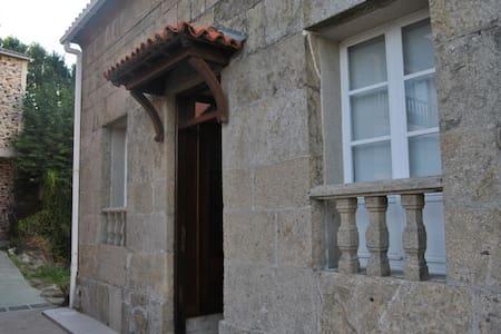 PRECIOSA CASA DE PIEDRA - Pontecesures