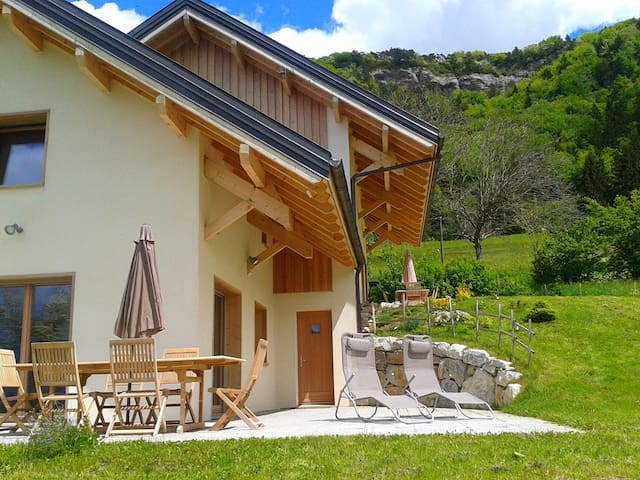CHALET OF BIG COMFORT 4 PEOPLE - Savoie - Hus