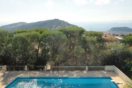 Large 2 rooms panoramic view & pool - 尼斯 - 公寓
