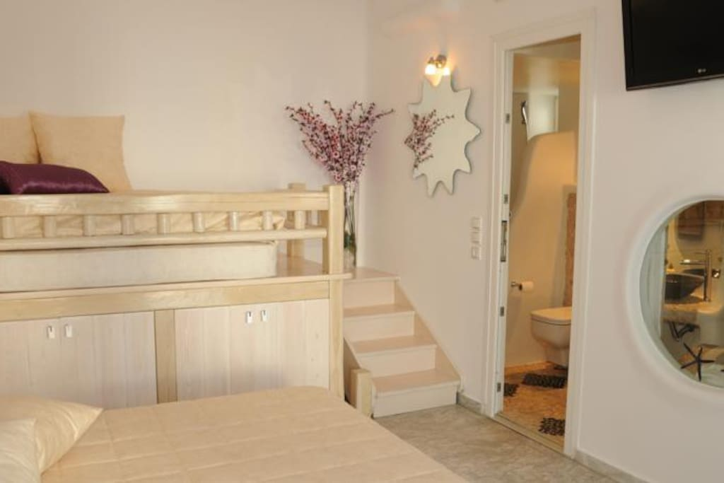 Luxury Studio With Spa In Mykonos Apartments For Rent In