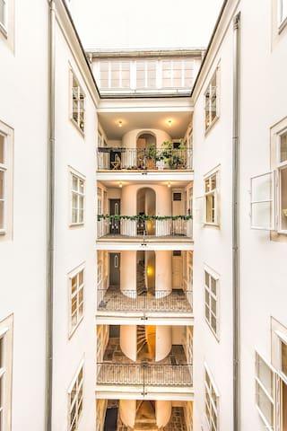 Beautiful Apartment in Viennas Heart (20)