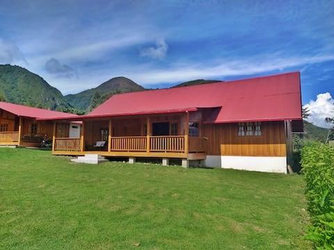 Acogedora casa de campo en Oxapampa