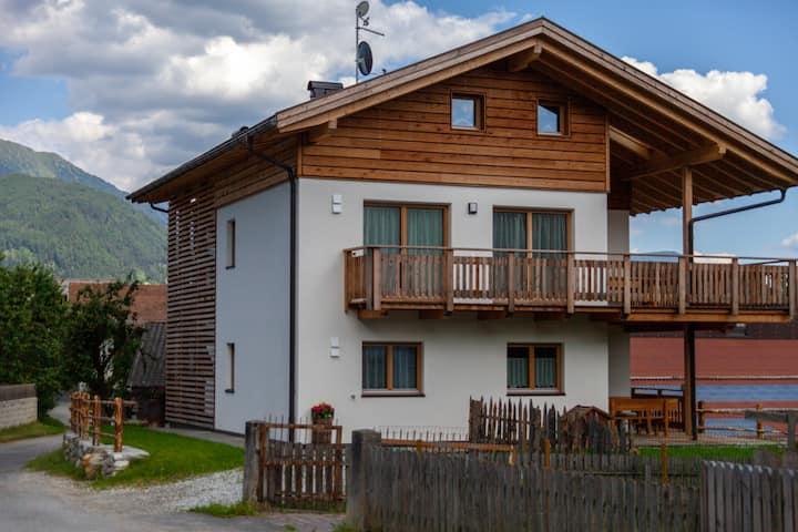 Urlaub auf dem Tschafingerhof - Ferienwohnung
