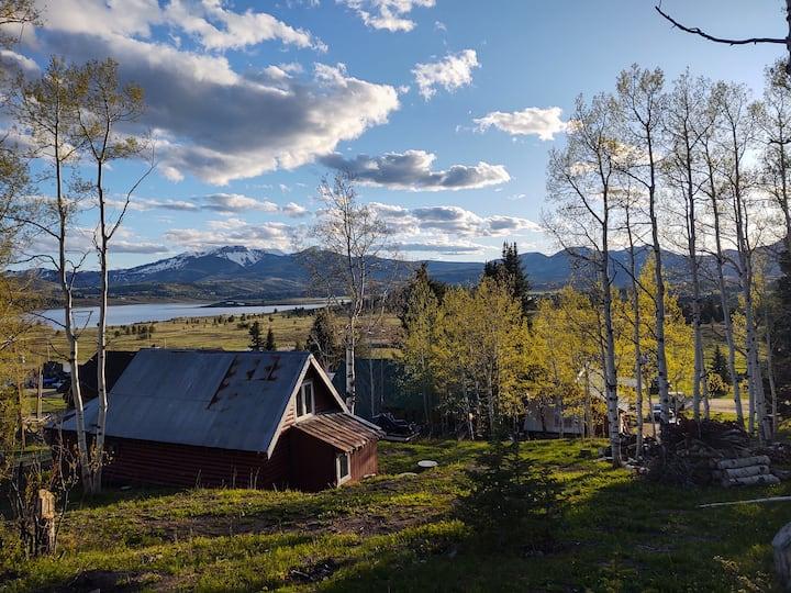 Steamboat Lake cabin