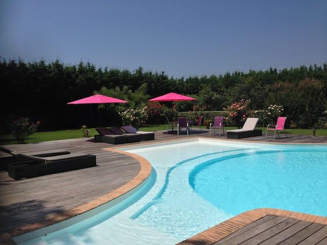Villa de charme, Corsica, beach 1km - Olmeto - วิลล่า