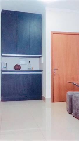 Apartamento super aconchegante para vc!!!