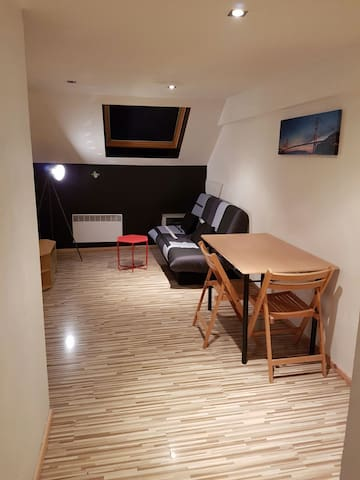 Nice flat in the city centre - Hayange - Apartamento