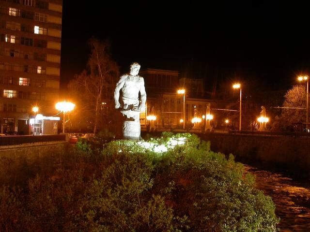Gabrovo City Center acommodation - Gabrovo - Wohnung
