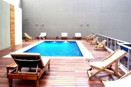 Apto c/vista a la piscina+amenities, Palermo Soho - Μπουένος Άιρες
