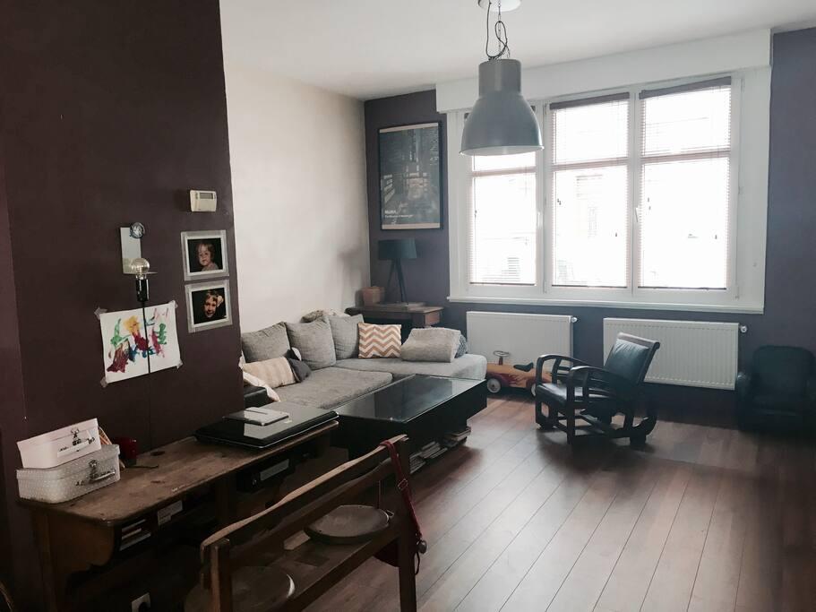 belle maison lilloise tout confort maisons louer lille nord pas de calais picardie france. Black Bedroom Furniture Sets. Home Design Ideas