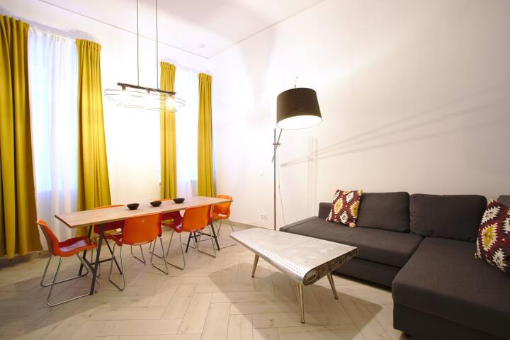 DOLCE VITA Vienna Center Apartments - OCEANIA