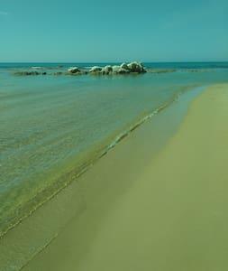 Bilocale vista mare a due passi dalla spiaggia - Siculiana - Lägenhet