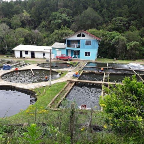 Recanto das Trutas, Bocaina do Sul, Brasil