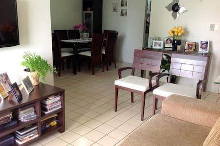 Private single room in Recife - PE.