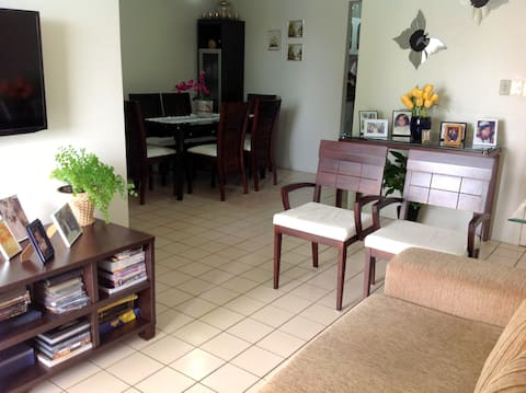 Private single room in Recife - PE.