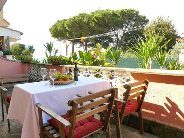 VILLA D Apt in Castelli Romani ROME - Marino - Appartement