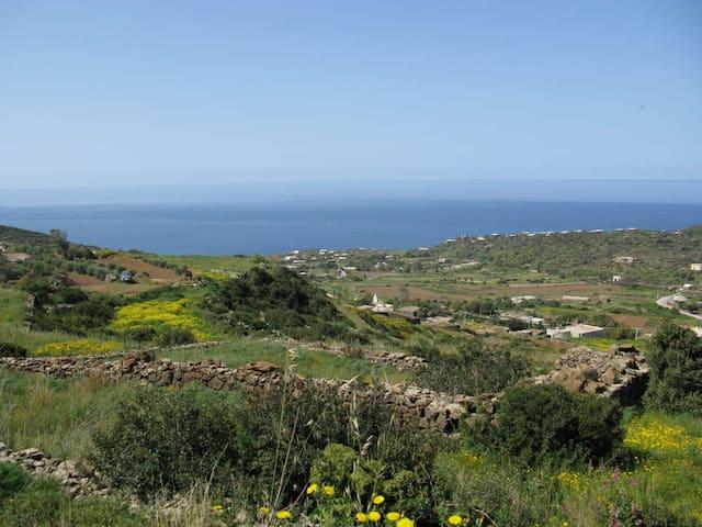 DAMMUSIVACANZE: Dammuso Giardino - Pantelleria - Apartamento