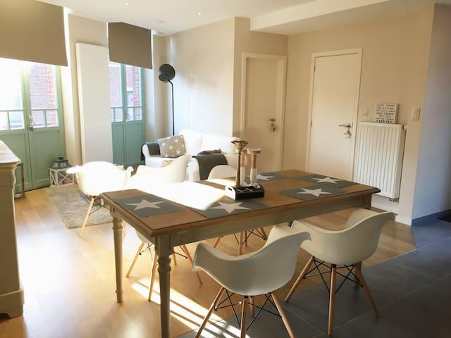 Appartement cosy et lumineux proche de Bruxelles - Nivelles