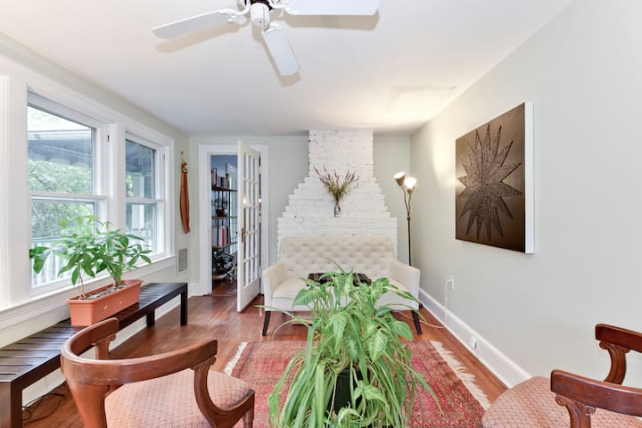 Takoma Comfort, DC Convenience - Takoma Park - Casa