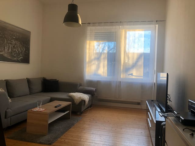 1 Zimmer Studio - KIT 2min - TV - WIFI - Smarthome