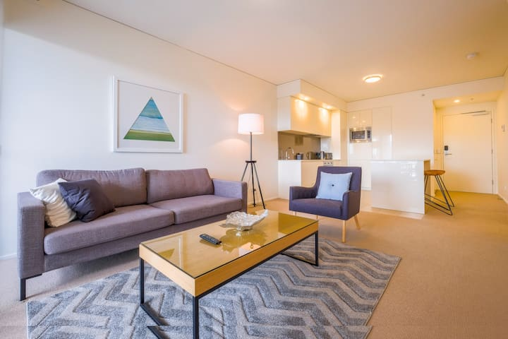 Sweet Dream 1 Bedroom Apartment @ Fortitude Valley