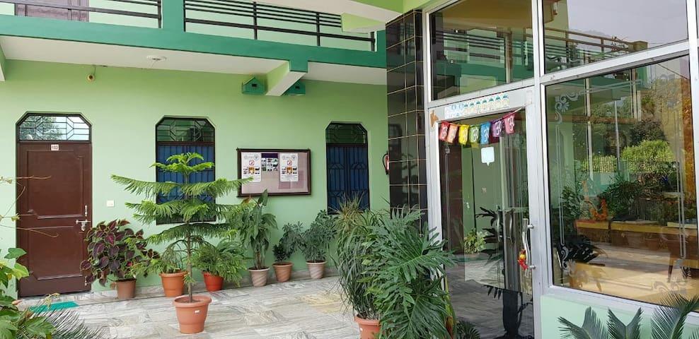 Private room in Villa