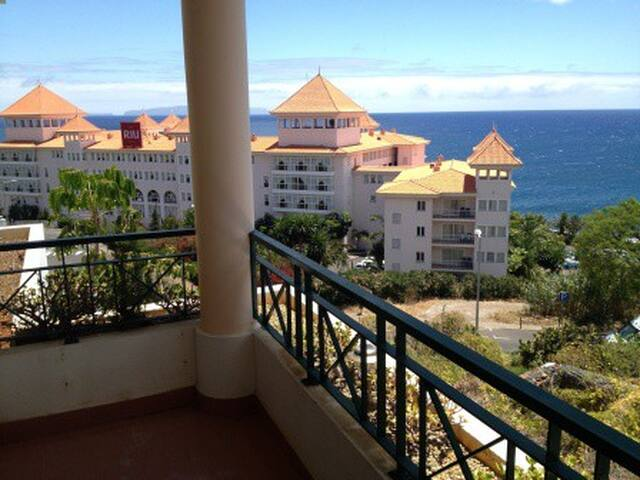 Sea view 2 bedroom apartment beach! - Madeirã - 公寓