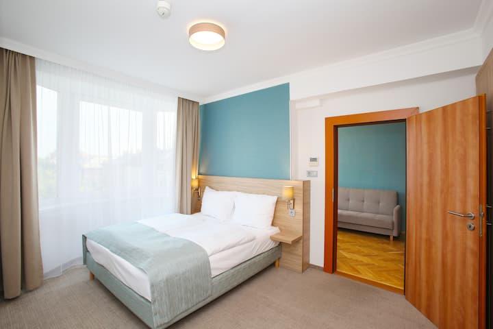 Hotel Medos Budapest, Comfort Family Room