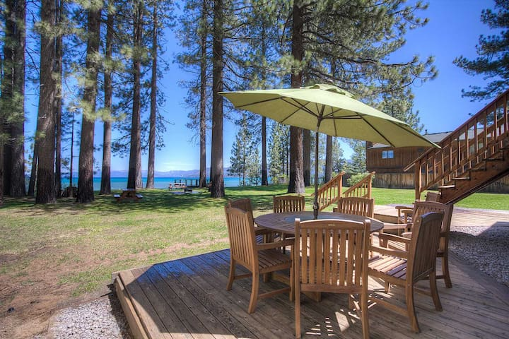 Pavati Lakefront - Private Pier, Fireworks View - South Lake Tahoe - Daire